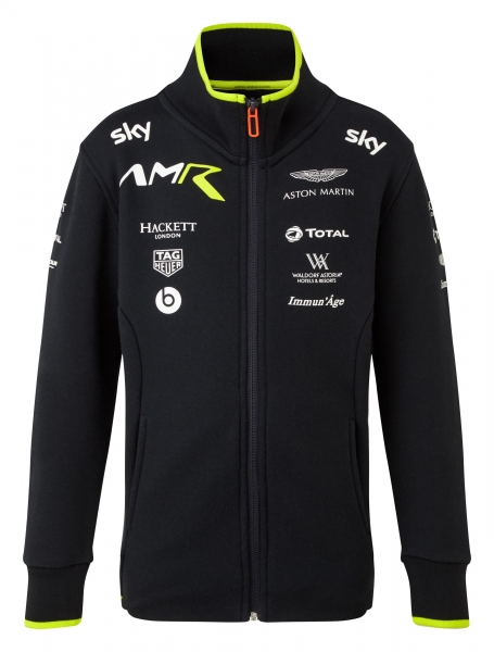 AMR Team Sweatshirt Kinder