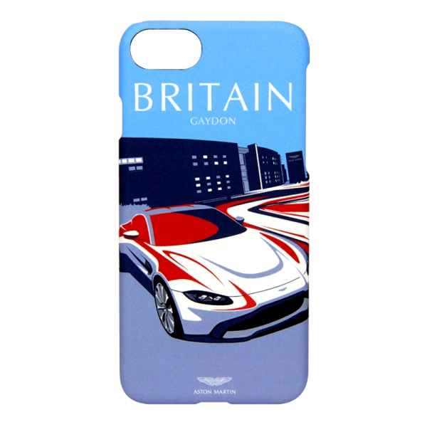 """VANTAGE GREAT BRITAIN"" IPHONE 7 CASE"